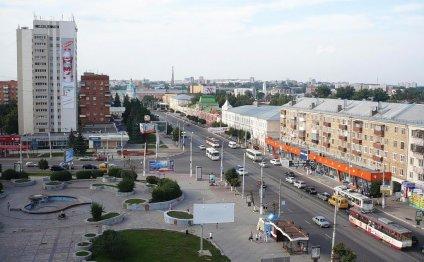 Тула. Пролетарский район