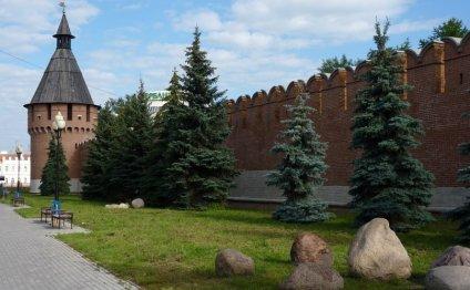 Старинный город Тула… Первое