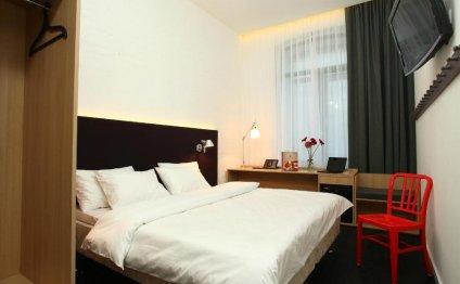 Moscow Tulskaya Hotel Room