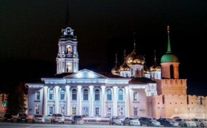 возведении рядом с кремлем