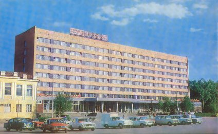 тула гостиницы