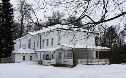 Дом Толстого в Ясной Поляне